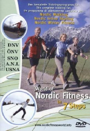 World of Nordic Fitness in 7 Steps DVD